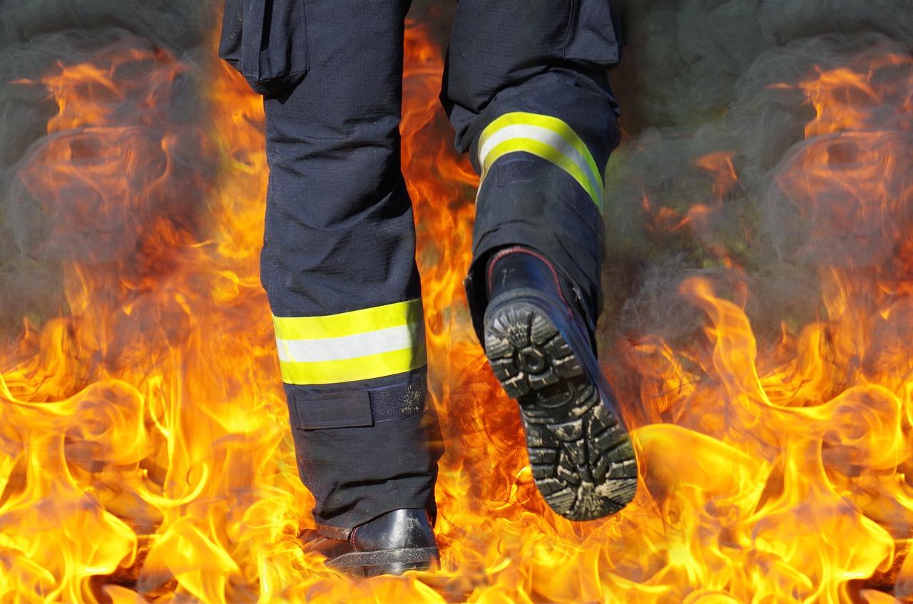 Les coffres-forts protègent-ils contre les incendies ?